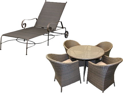 Outdoor Sofa Sets Garden Benches And Outdoor Furniture And Wrought